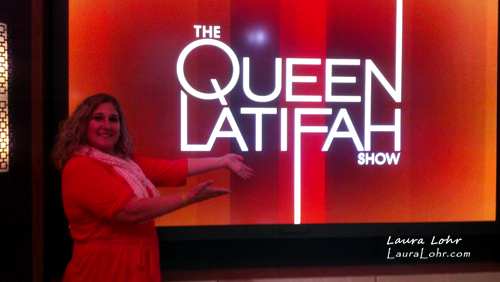 Queen Latifah Show Laura
