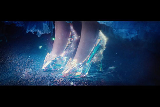 CinderellaGlassSlippers