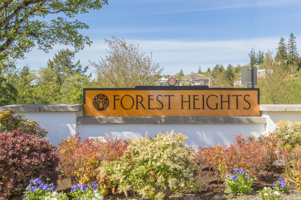 Forest Heights neighborhood Portland West Hills