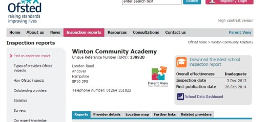 Winton Community Academy