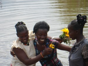 New sisters in Christ Ivory Coast 2014