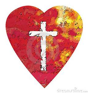 heart with cross
