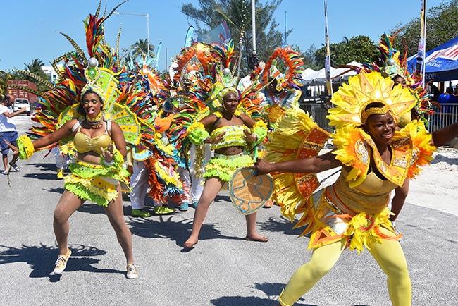 Resultado de imagen de bahamas junkanoo