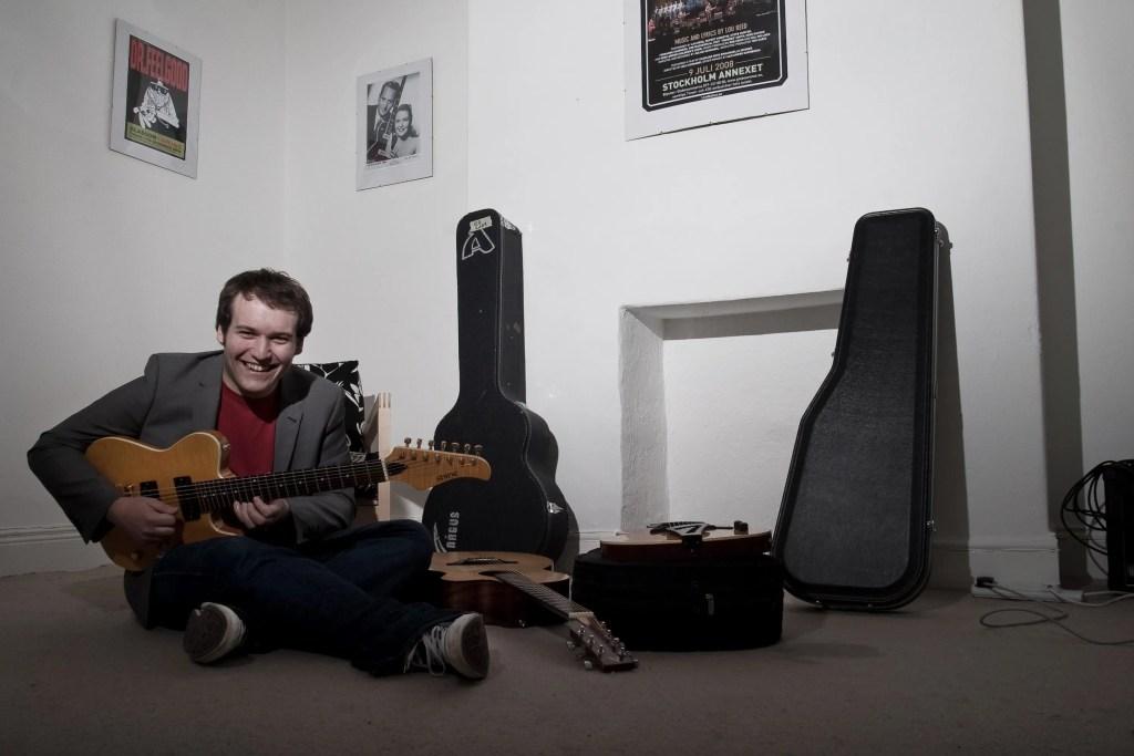 Edd Carr My First Musician Headshot Session Blog