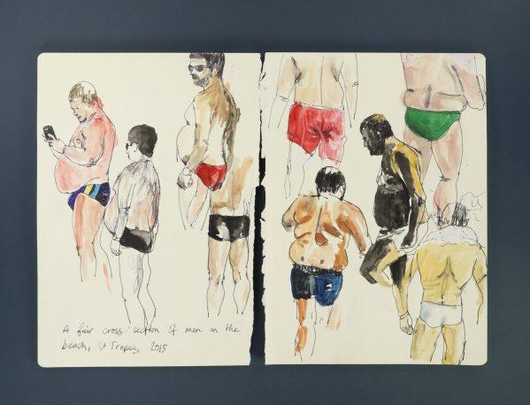 The Men in St Tropez