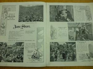 Jane Shore Programme
