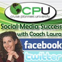 Cruise Planners Social Media Marketing Strategist Coach Laura