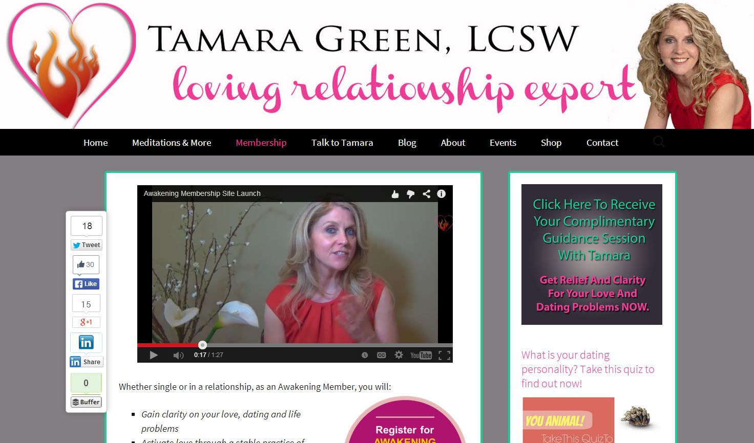 love and relationship therapy