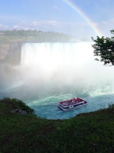 Niagara Falls  [15 words or less]
