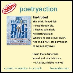 poetryaction for Ben Franklin's Big Splash