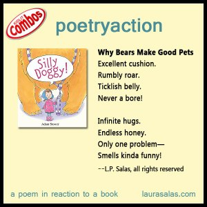 poetryaction for Silly Doggy!