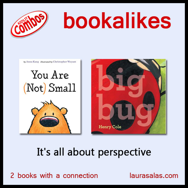 You Are Not Small and Big Bug