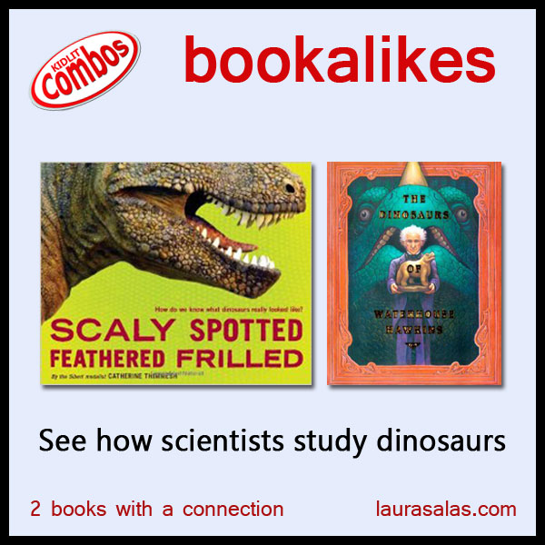 Scaly Spotted Feathered Frilled and Dinosaurs of Waterhouse Hawkins