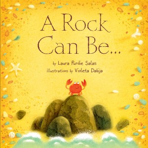 A Rock Can Be... - cover - hi-res