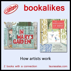 Poetryaction and Bookalikes for In Mary's Garden