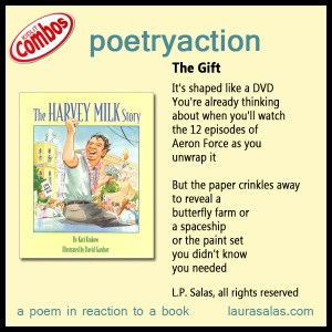 Poetryaction for The Harvey Milk Story