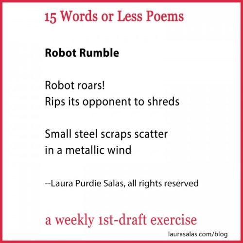 robot rumble 15wol