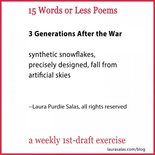 synthetic snowflakes 15wol