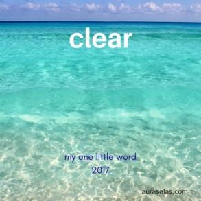 Clear OLW