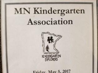 Hooray for kindergarten teachers