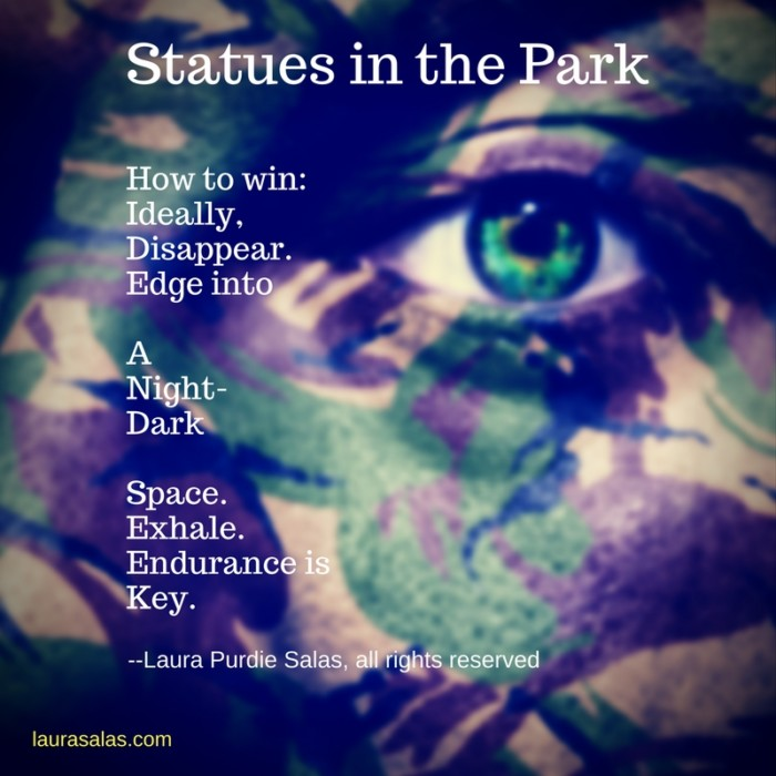 Statues in the Park