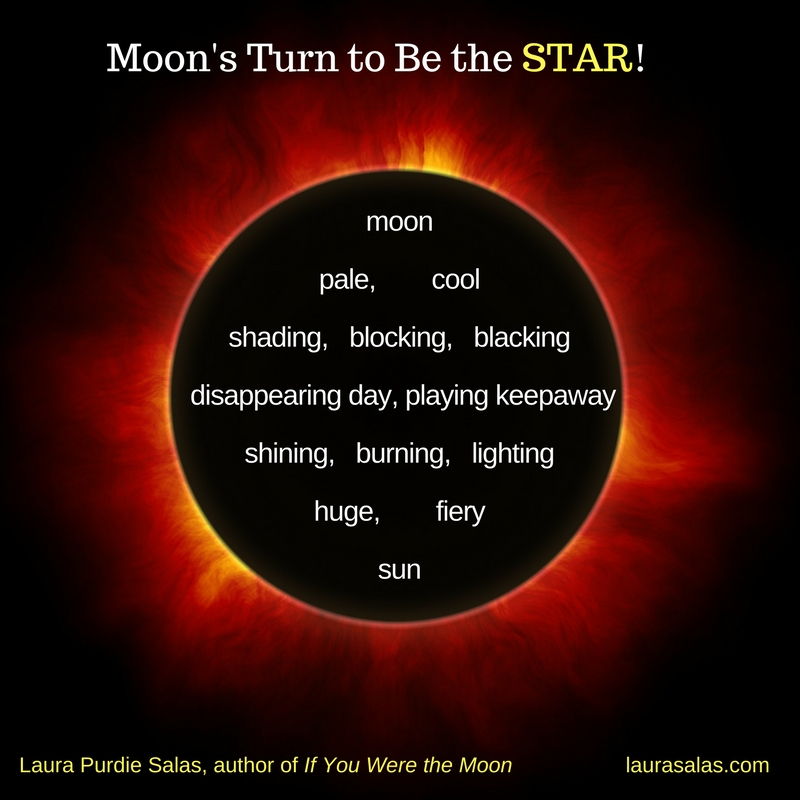 Moon's Turn to Be the Star