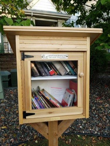 Little Free Library 2.0