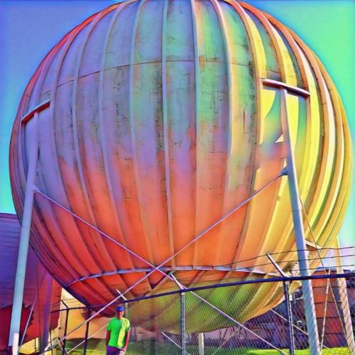 Vacuum Sphere