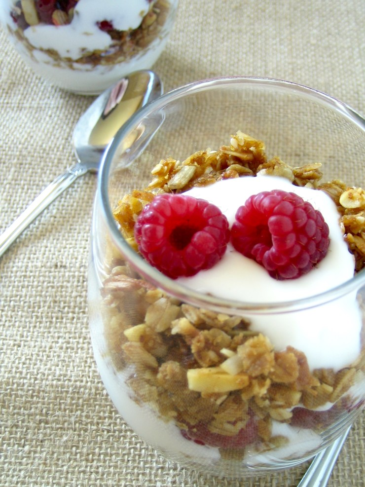 Mom's Chewy Granola