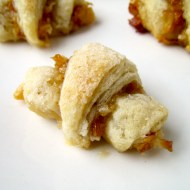 Apricot Coconut Crescent Cookies {Laura's Bakeshop 2015}