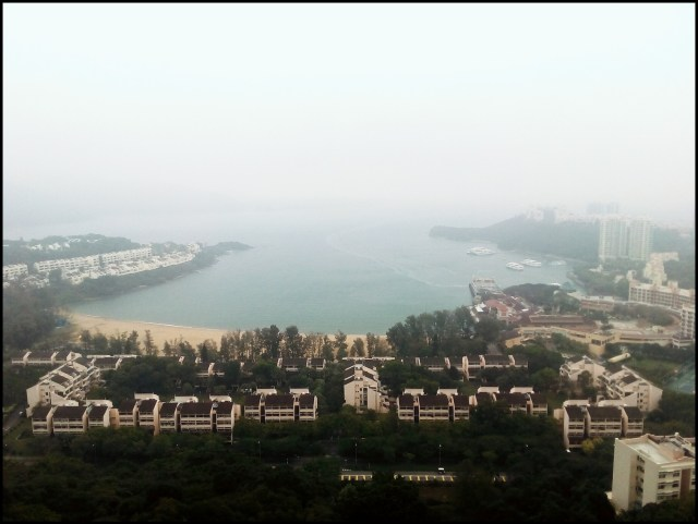 We stayed in Discovery Bay, on Lantau Island, a gorgeous oasis only 20 minutes away by ferry from Central