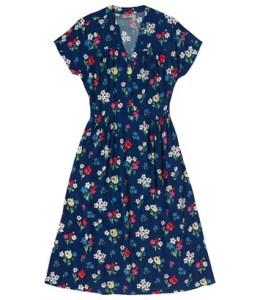 Cath Kidston Paradise Button front dress