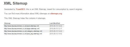 xml site map 2