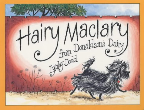 hairy-maclary from donaldson's dairy