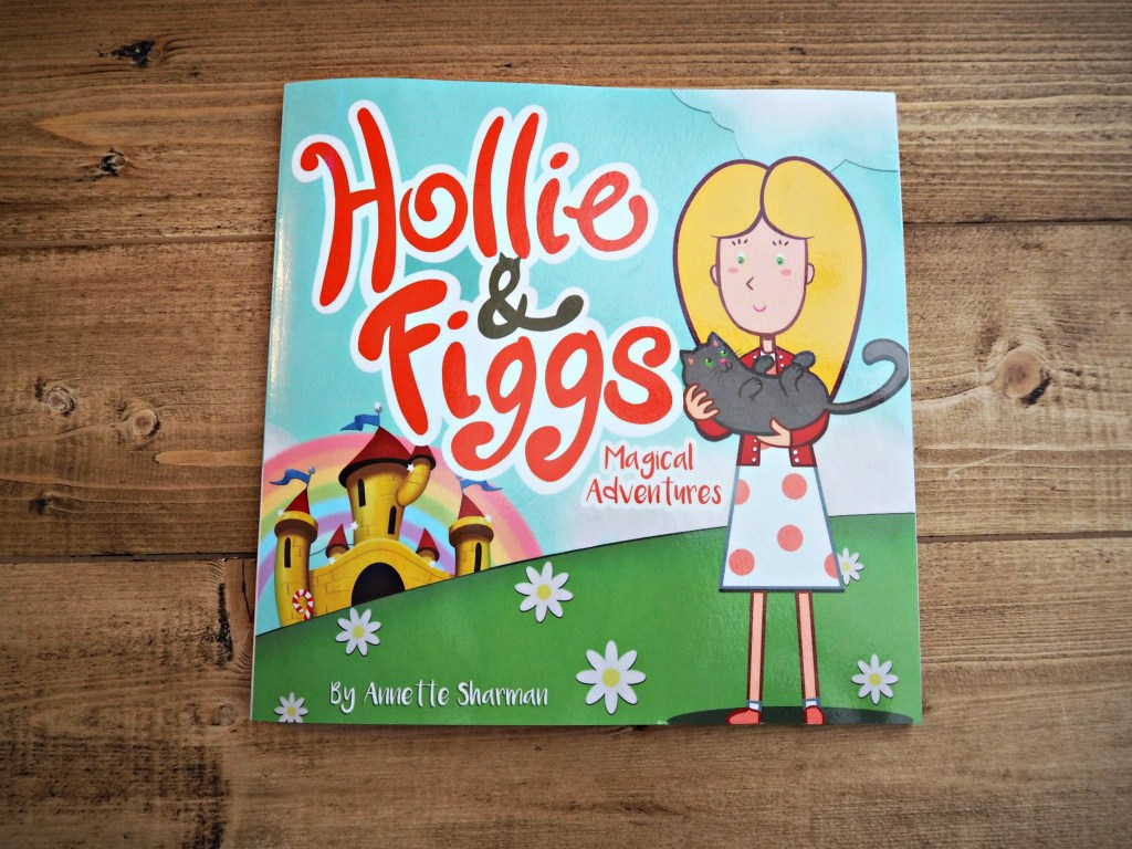 Hollie and Figgs by Annette Sharman Review