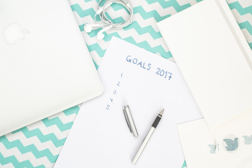 My 2017 Personal New Year's Resolutions