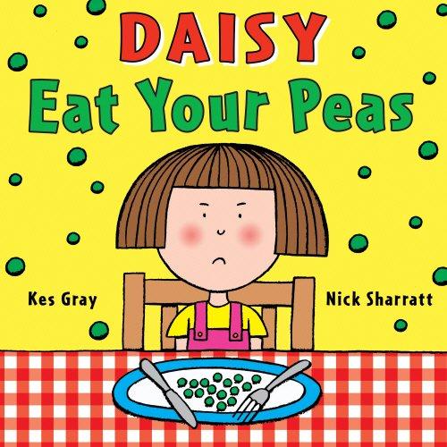 Daisy eat your peas