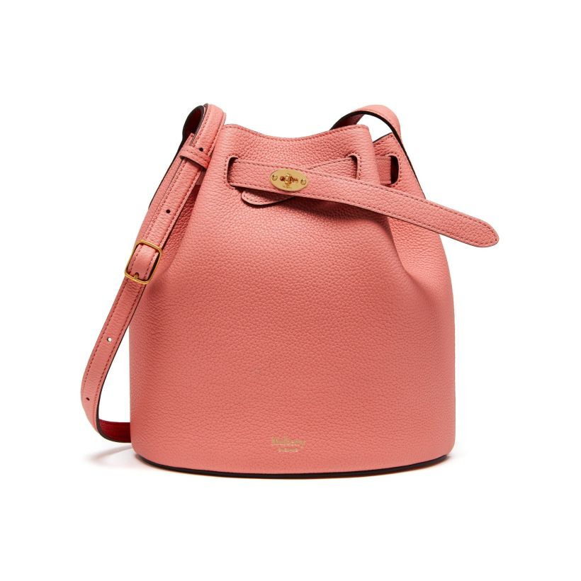 Shoulder Bag for Women On Sale, antique pink, Leather, 2017, one size Mulberry