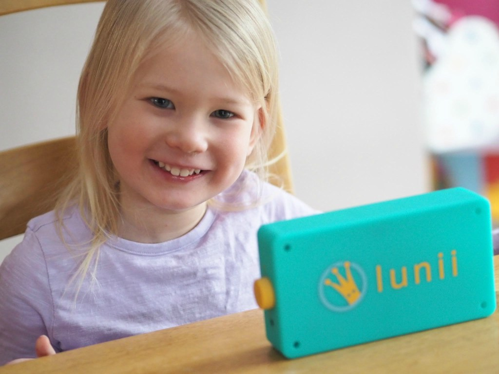 Lunii My Fabulous Storyteller Review - Aria and Lunii