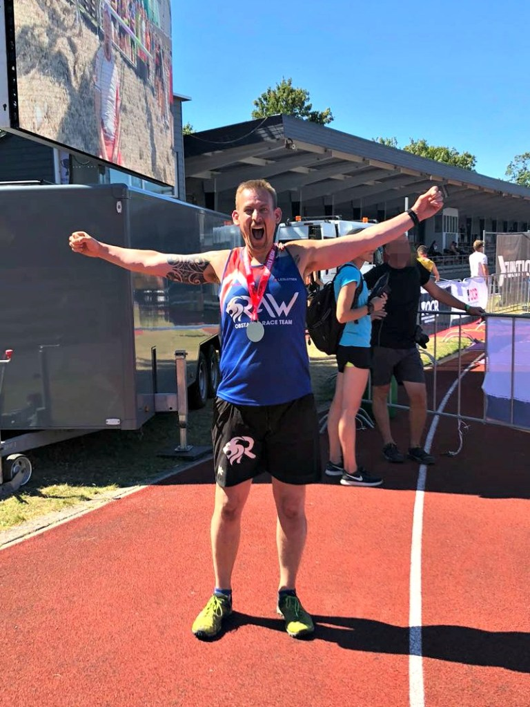BEN'S ZONE European Obstacle Racing Championship 2018 Review 2