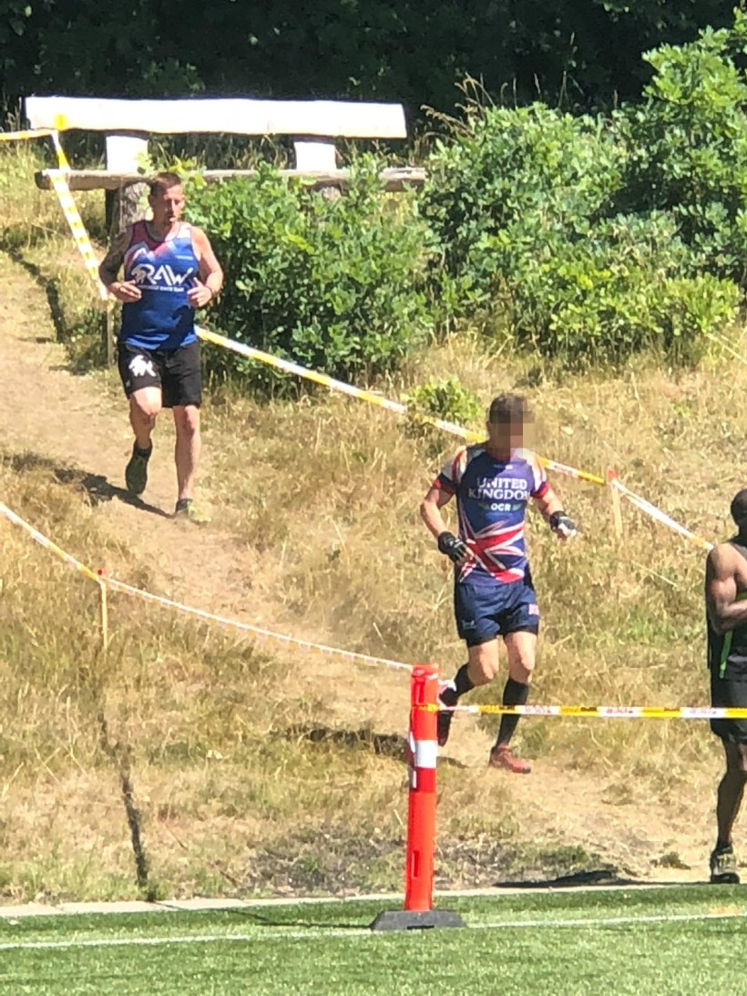 BEN'S ZONE European Obstacle Racing Championship 2018 Review 6