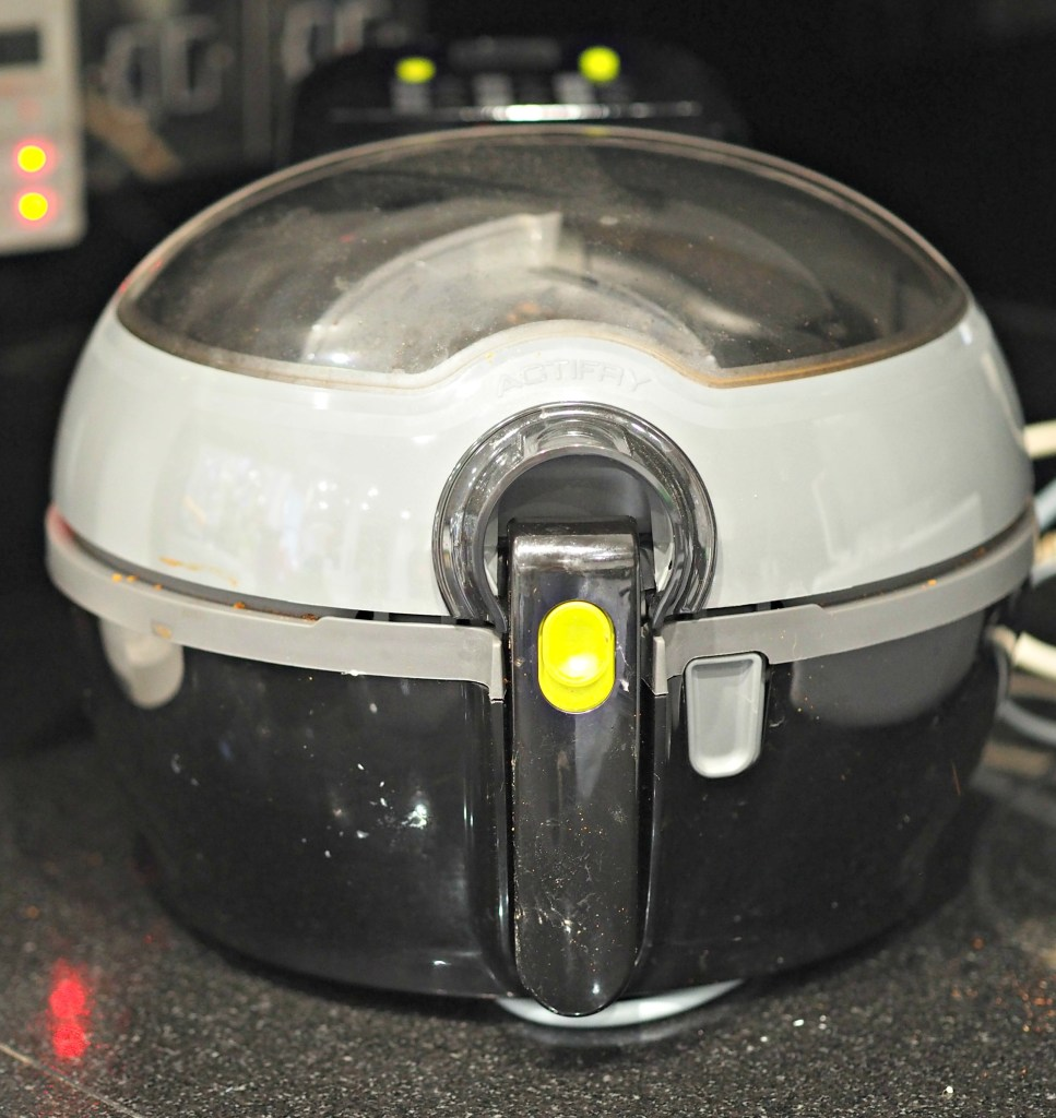 BEN'S ZONE Tefal ActiFry FZ740840 Review