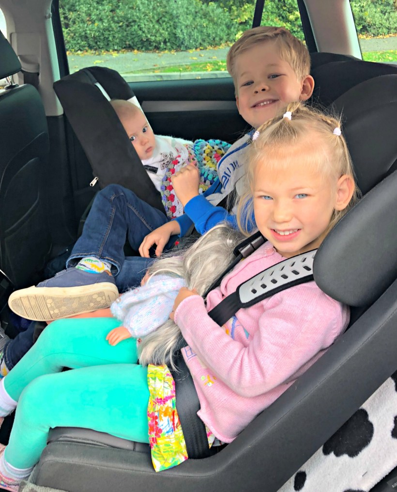 BEN'S ZONE Multimac Car Seat Review