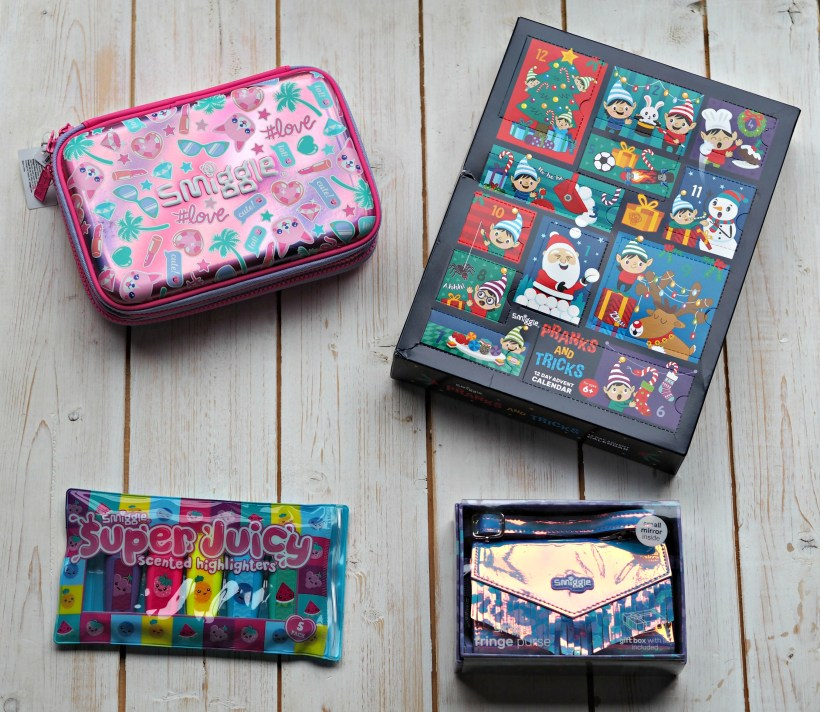 Have a Smiggly Christmas - Smiggle gifts