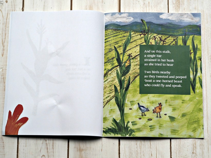CHILDREN'S BOOK REVIEW Yuni by Stephanie DiCarlo - inside illustrations
