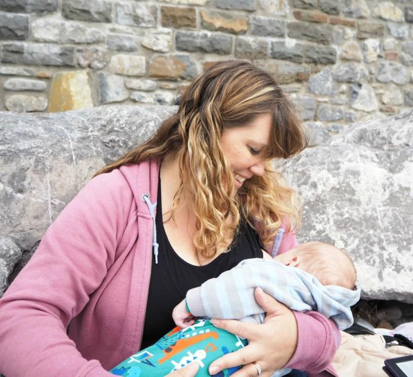 To the Breastfeeding Mumma
