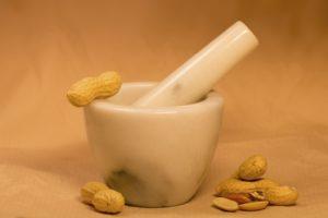 Miele e arachidi per la tosse secca