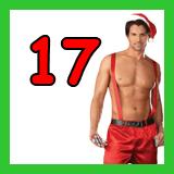sey fireman santa and the number 17