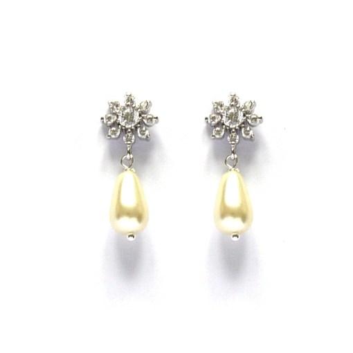 Fleur Bridal Earrings