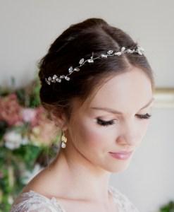 Juniper Bridal Hairvine
